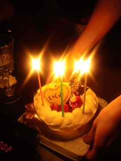 いくみのケーキ